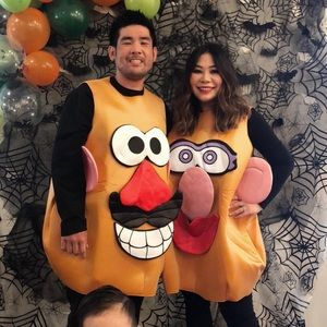 Other - Mr OR Mrs Potato Head costume unisex